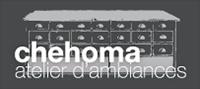 chehoma-logo nero